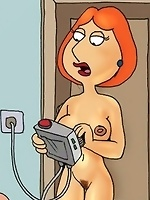 Perverted Family Guy